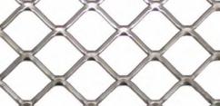 lamiera stirata maglia quadra 40x30