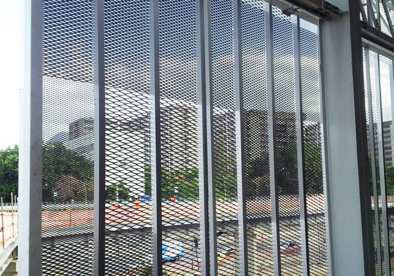 Lamiera Stirata Architettura Copacabana Fratelli Mariani